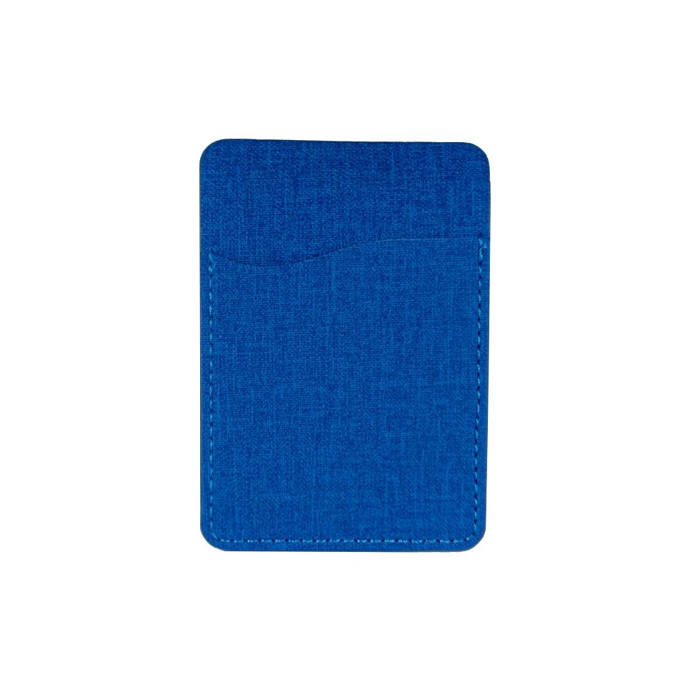 Adesivo Porta Cartão de Poliéster para Celular