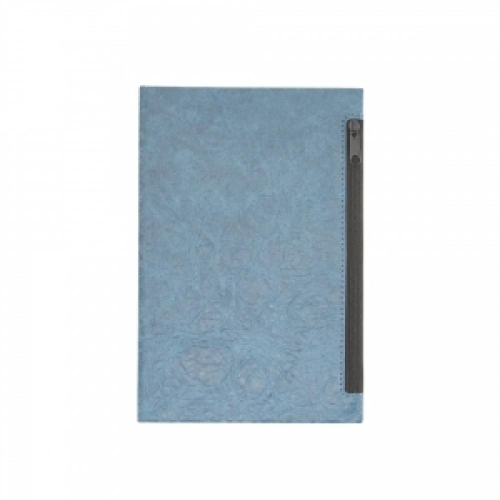 Caderno com Bolso