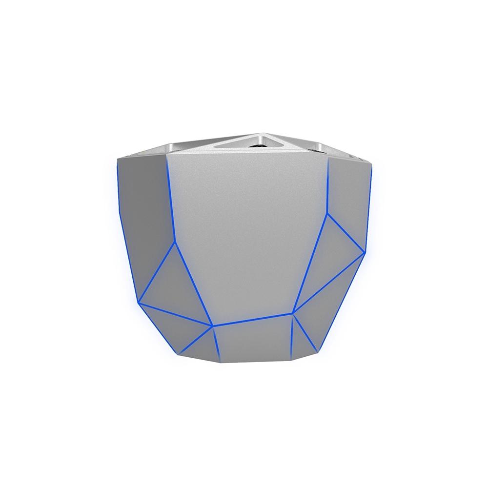 Caixa de som Bluetooth Geo com iluminação