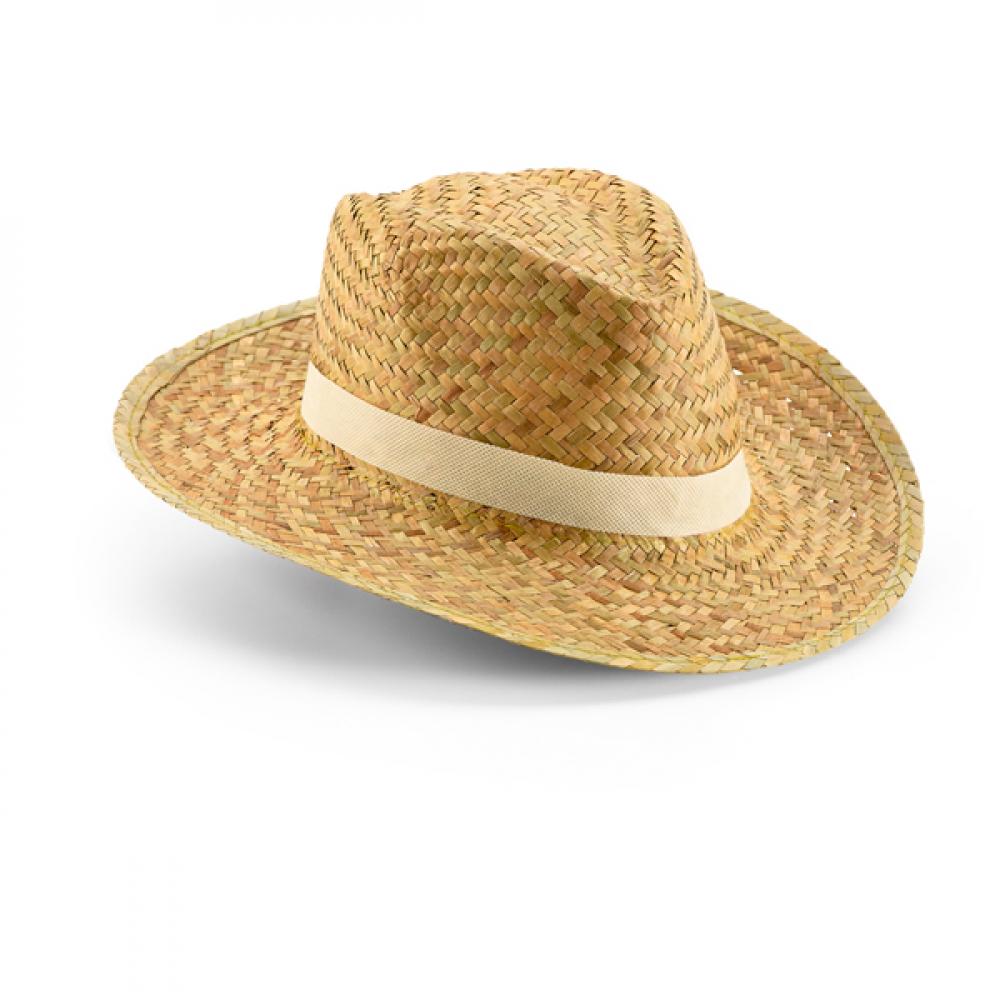 Chapéu panamá.