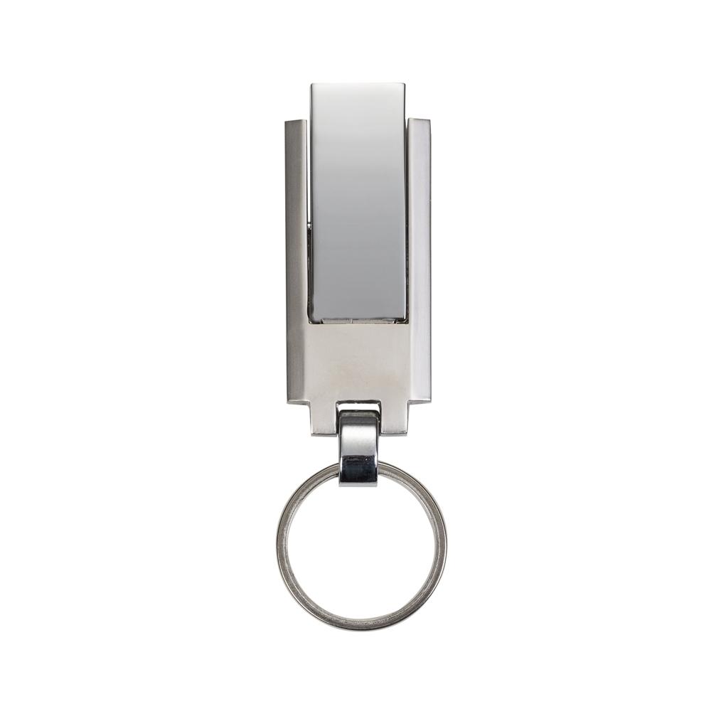 Pen Drive Chaveiro Metal 4GB/8GB