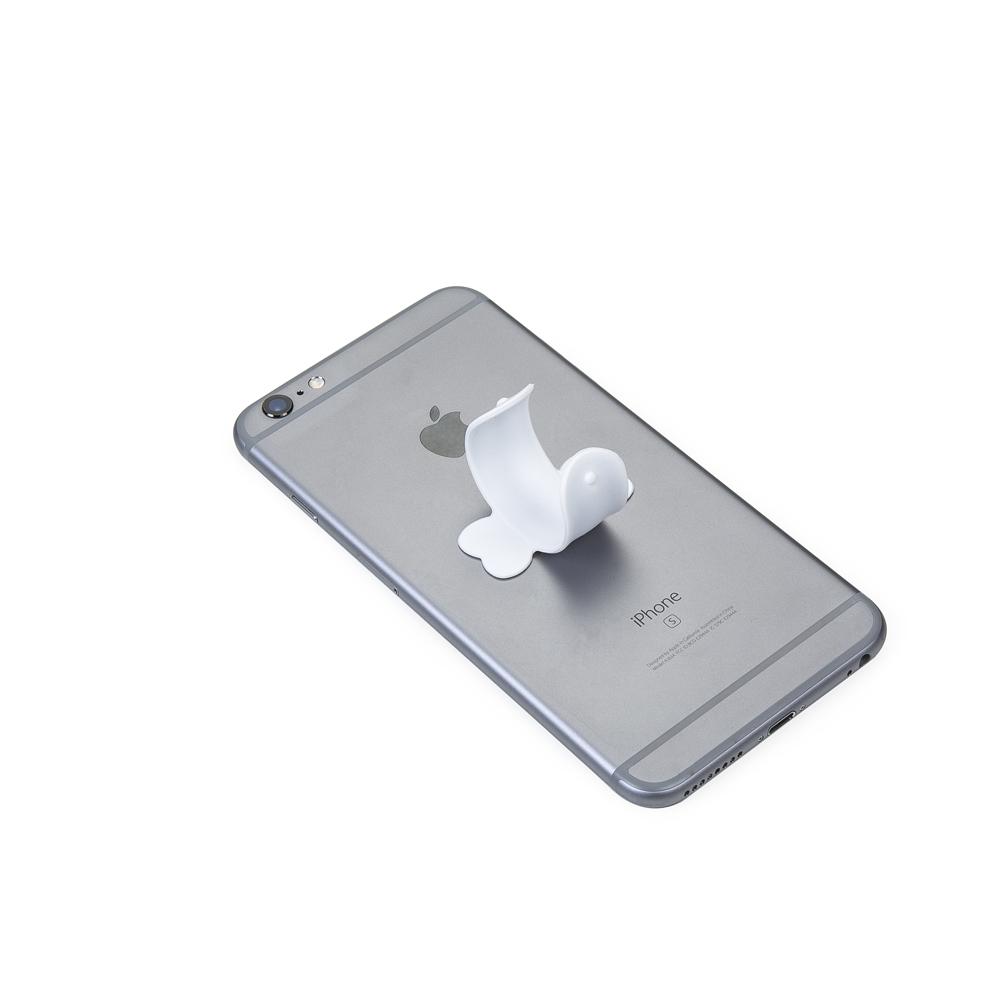 Suporte Universal de Silicone Flexível para Celular